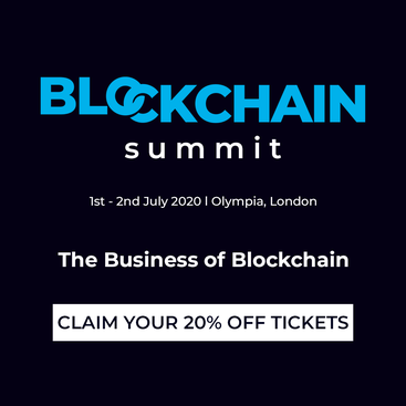 Digitalscouting is a media partner of Blockchain Summit London 2020 from July 1st to 2nd, 2020 in Olympia London.