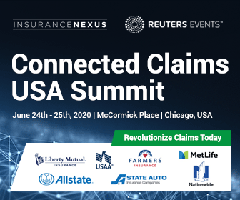 Digitalscouting.de is a media partner of Connected Claims USA 2020 on June 24 - 25, 2020 in McCormick Place, Chicago, USA