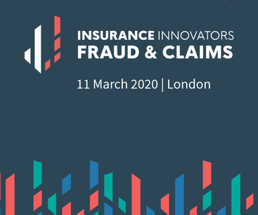 Digitalscouting is a media partner of Insurance Innovators: Frauds and Claims March 11, 2020 in London.
