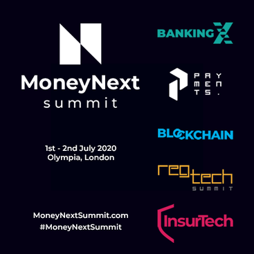 Digitalscouting is a media partner of MoneyNext Summit 2020 from July 1st to 2nd, 2020 in Olympia London.