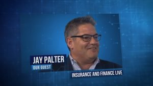 Insurance and Finance LIVE with Jay Palter, CEO of Jay Palter Social Advisory