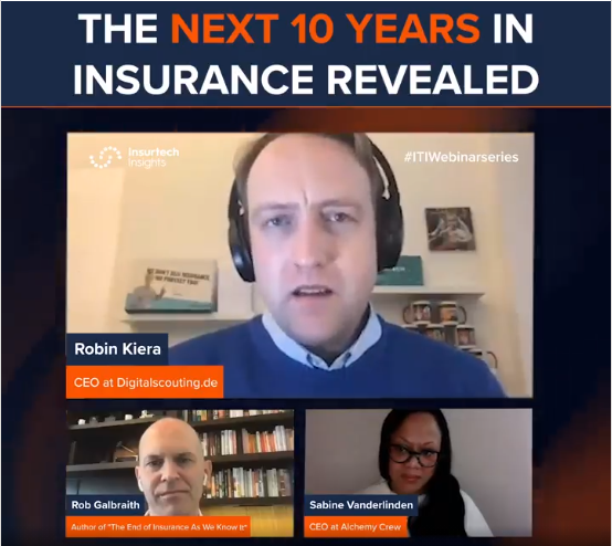 The next 10 years in insurance revealed