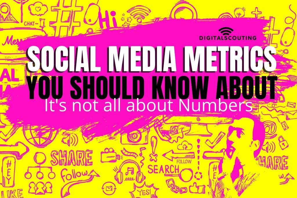 Social Media Metrics You Should Know About.